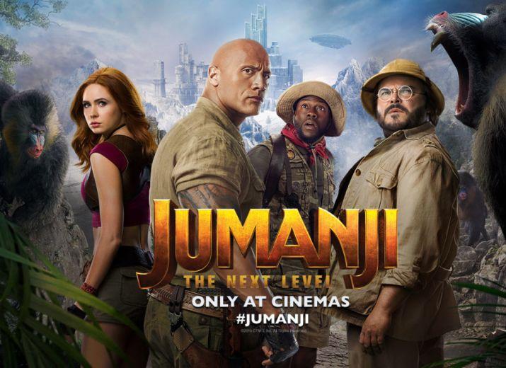 Jumanji: The Next Level (2019) – Ninenovel
