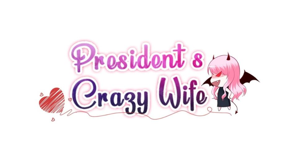 President S Crazy Wife Ninenovel