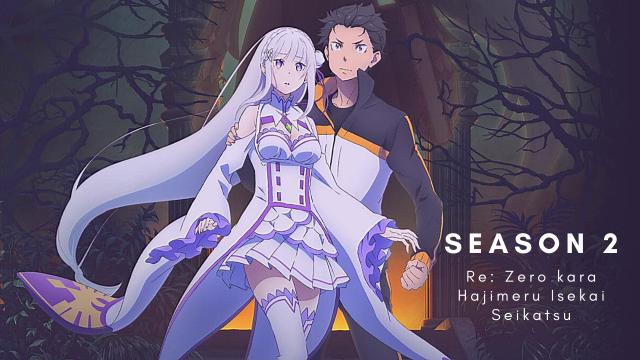 Xem Phim Re:Zero kara Hajimeru Isekai Seikatsu 2nd Season - ReZero 2nd Season Full Vietsub | Thuyết Minh HD Online